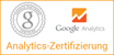 Google Analytics-Zertifizierung